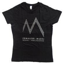 Majica s logotipom ZMBiH