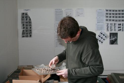 dr. sc. Nikola Vukosavljević, Odsjek za arheologiju Filozofskog fakulteta Sveučilišta u Zagrebu