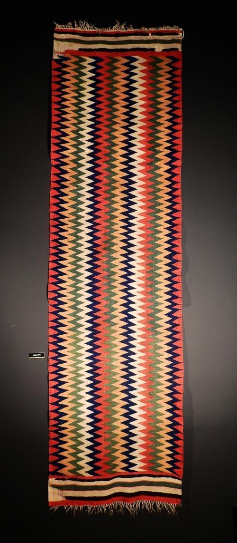 Odjeljenje za etnologiju, materijalna kultura, zbirka tekstilnog pokućstva, makat