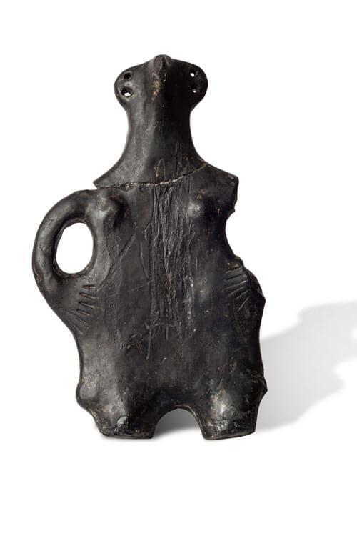 arheologija prahistorija figurina