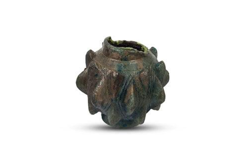 arheologija srednji vijek glavica topuza