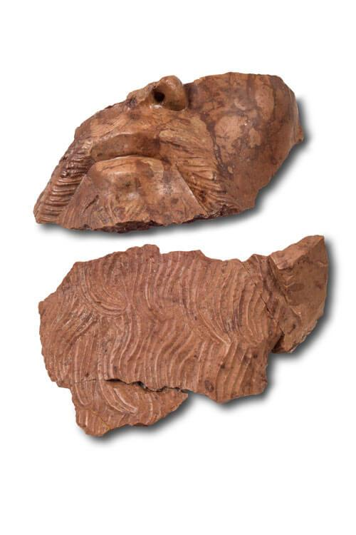 arheologija srednji vijek nadgrobna ploča