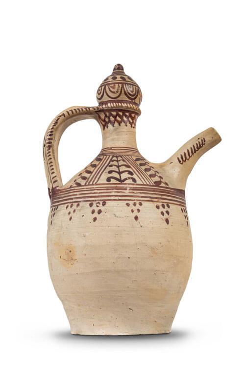 Etnologija, materijalna kultura, bardak, Višnjica, glina, keramika, višnjička keramika