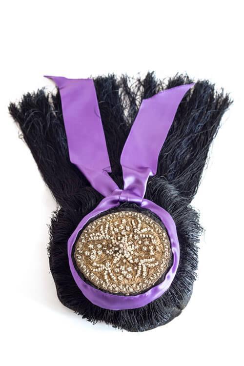 Odjeljenje za etnologiju, narodna nošnja, kapa s tepelukom