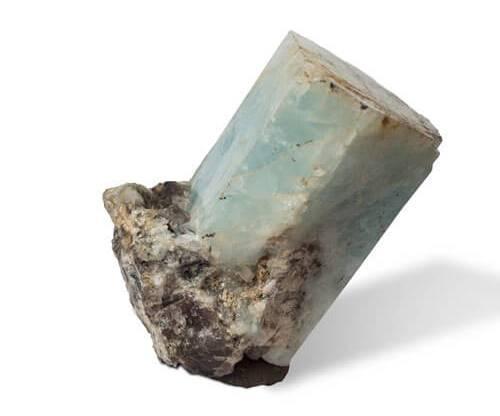 Odjeljenje za prirodne nauke, geologija, minerali, beril