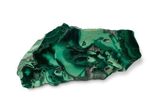 Odjeljenje za prirodne nauke, geologija, minerali, malahit